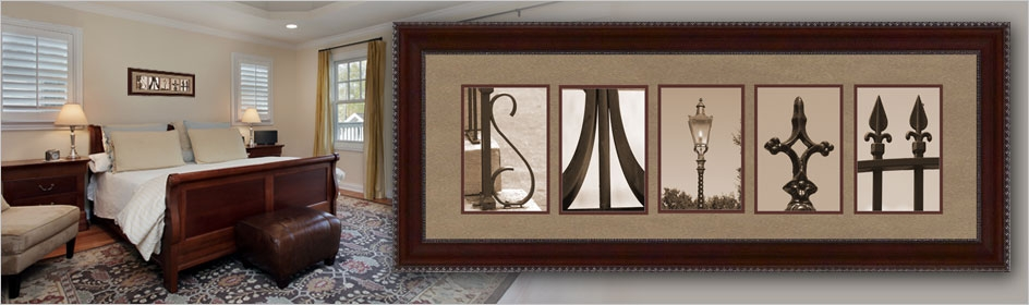 Name Art Frames