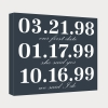 Important Dates -  Square
