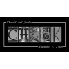 Canvas Gallery Wrapped Black Wedding Name Art - 4