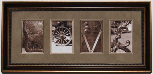 letter art photos. LOVE WORD ART